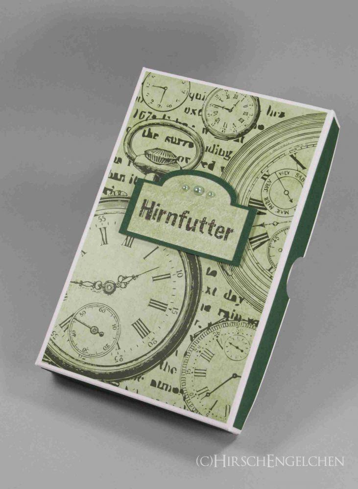 Buch Verpackung Falzbrett