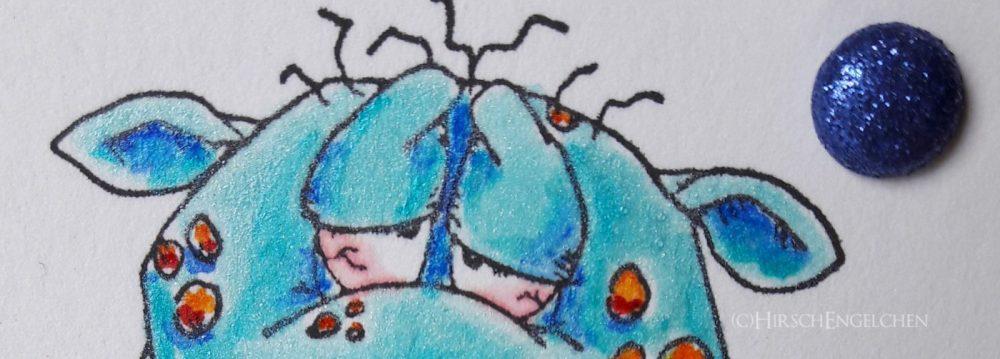 Kaffee-Monsterchen-Ausschnitt