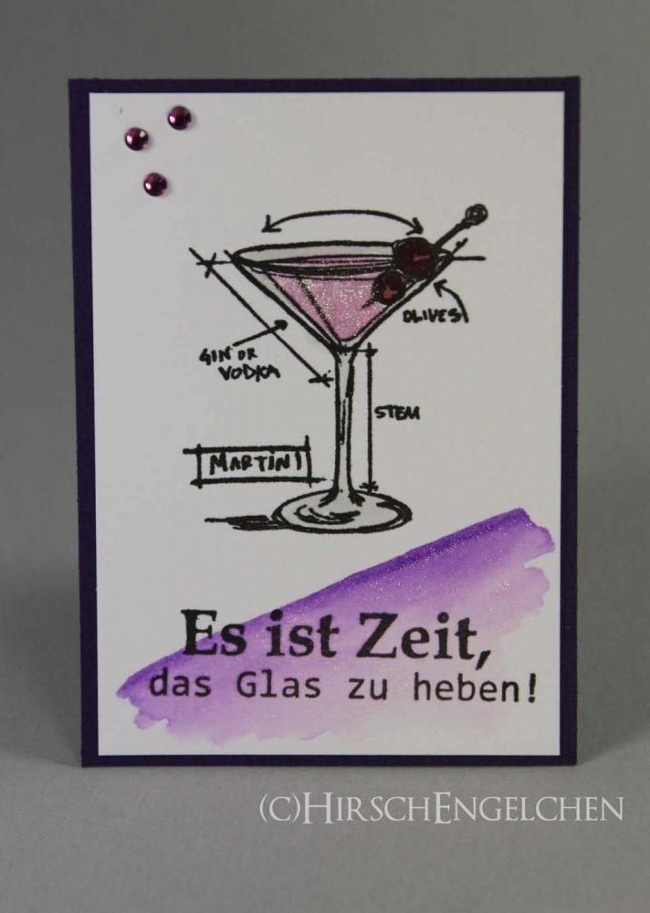 ATC Cocktail Martini
