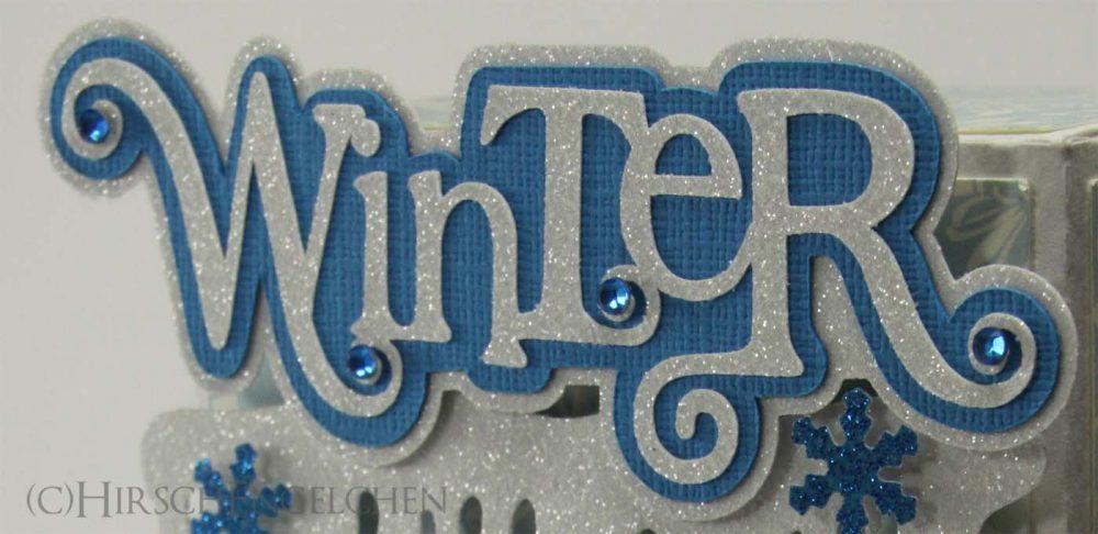 Winter Schriftzug