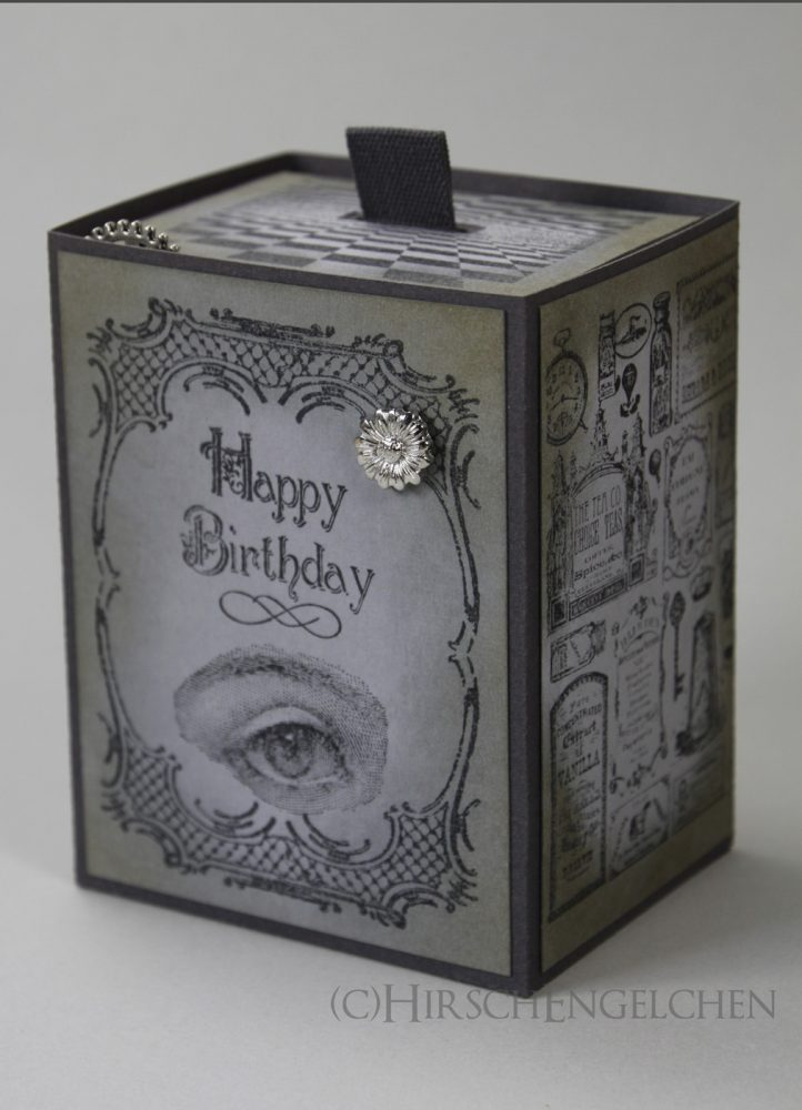 Surprise Box geschlossen Front
