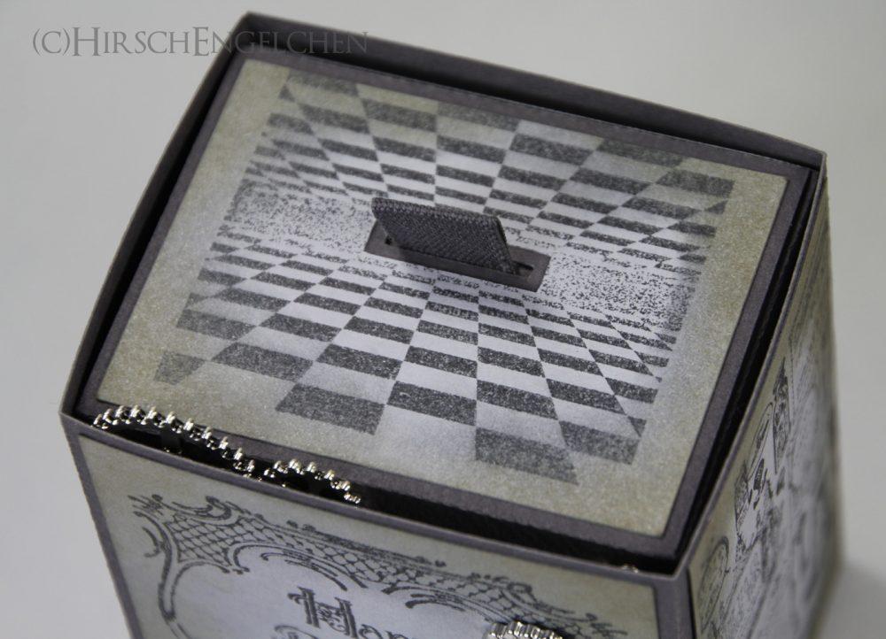 Surprise Box geschlossen oben