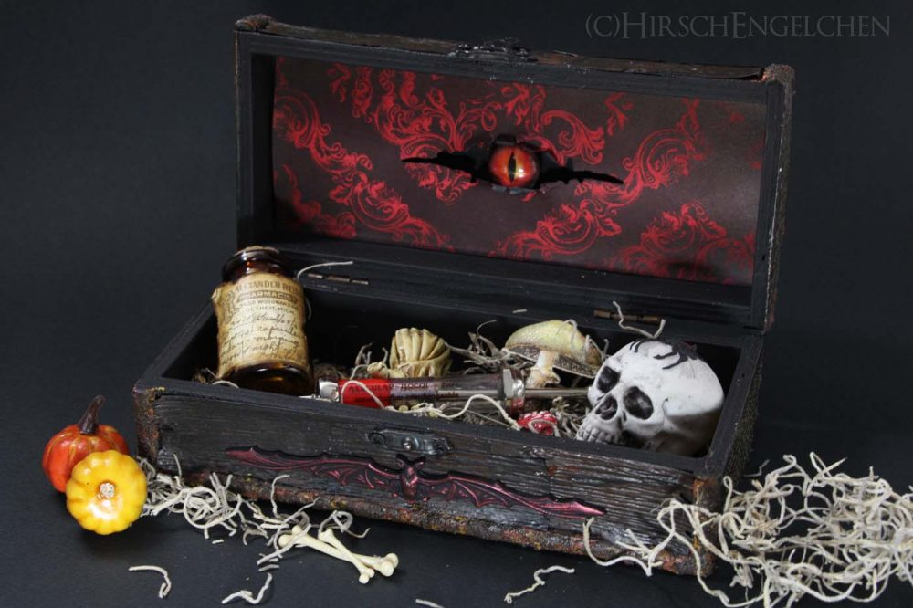 oddity box opened