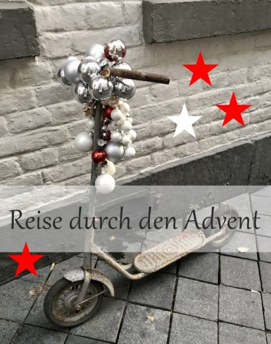 Niwibo's Reise durch den Advent