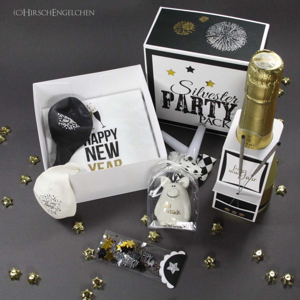 Silvester Party Pack