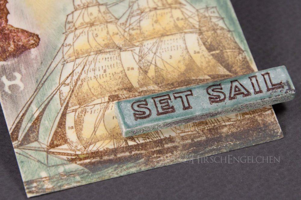 Set Sail Tag