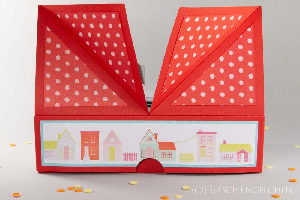 Geburtstags Kalender Box