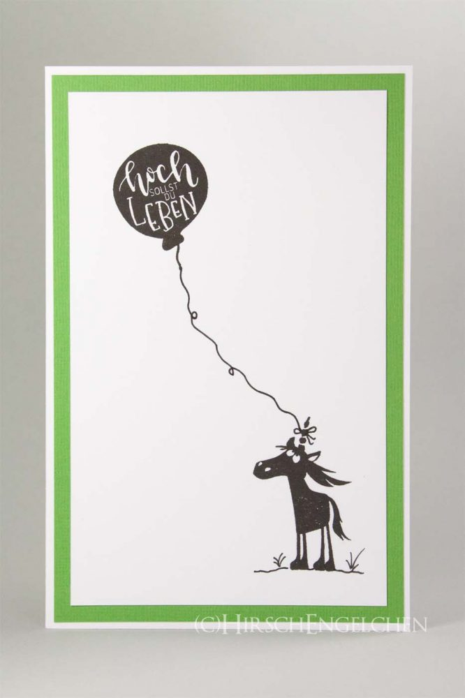 Funny animals card