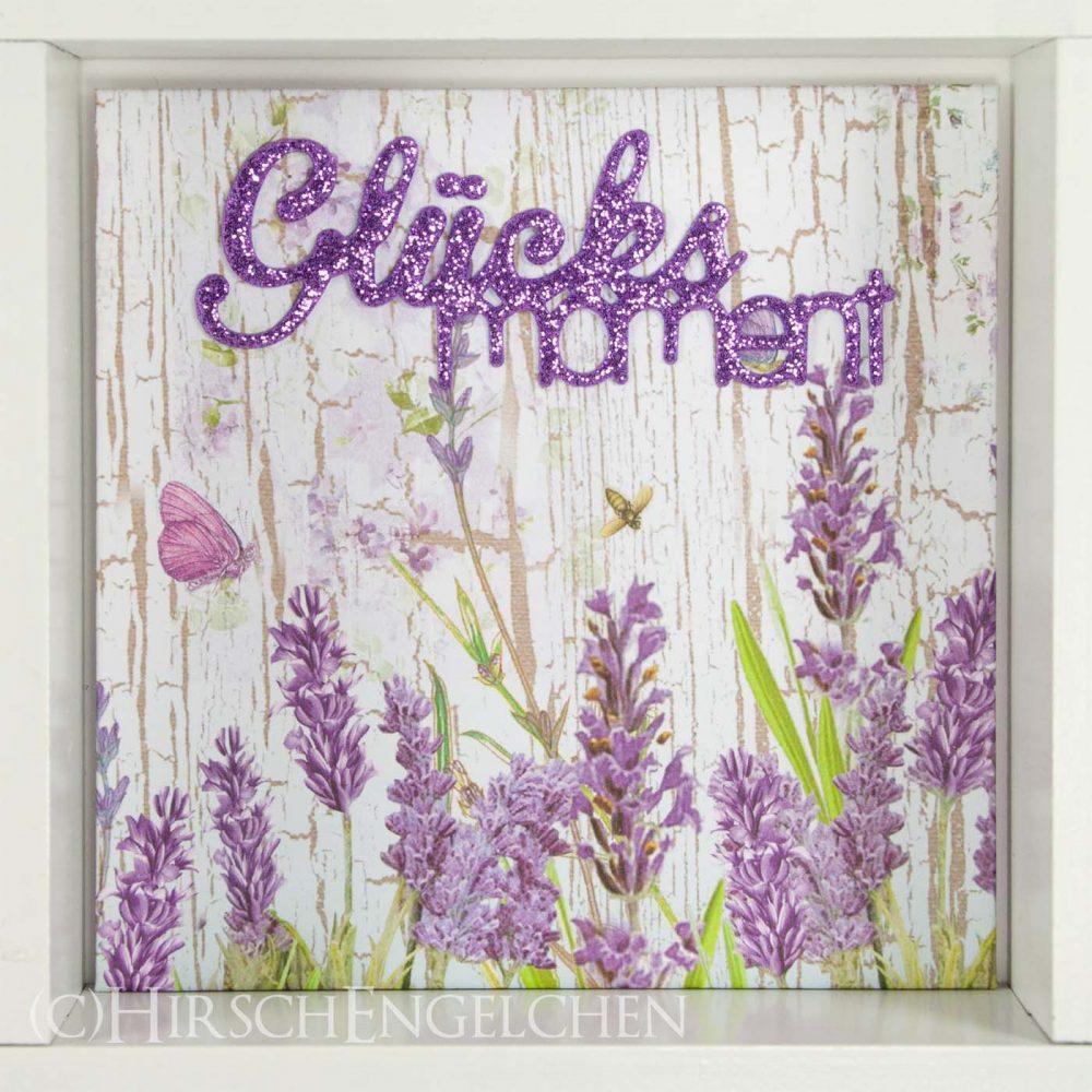 Lavendel Rahmen