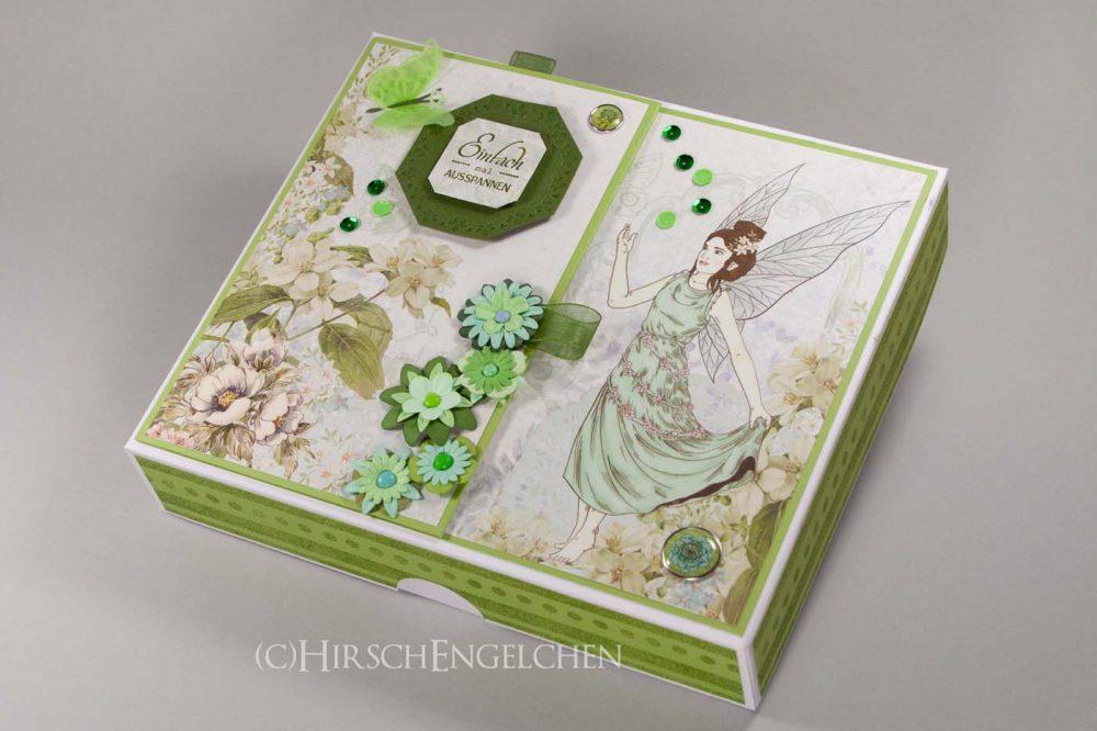 Verpackung für Kosmetik Schachtel