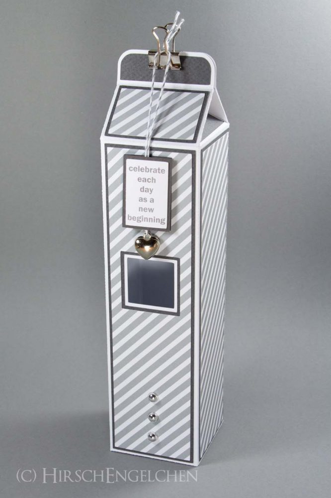 Geschenkverpackung für Duschgel
